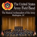 The United States Army Field Band is coming to The Pullo Center