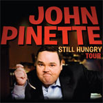 John Pinette is coming to The Pullo Center