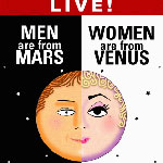 Men are from Mars, Women are from Venus Live is coming to The Pullo Center