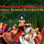 Moscow Ballet's Great Russian Nutcracker is coming to The Pullo Center