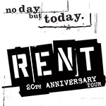 RENT 20th Anniversary Tour is coming to The Pullo Center