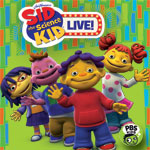 SID THE SCIENCE KID – LIVE! PBS KIDS Show Comes Alive on Stage at The Pullo Center