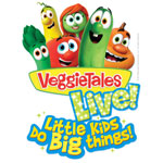 VeggieTales Live! is coming to The Pullo Center