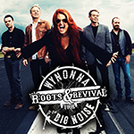 Wynonna & The Big Noise – Roots & Revival Tour