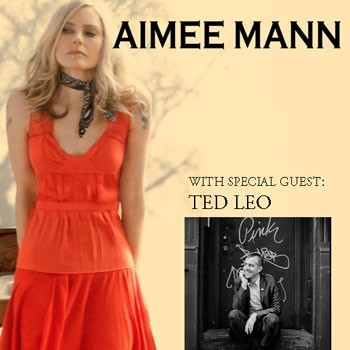 Aimee Mann is coming to The Pullo Center