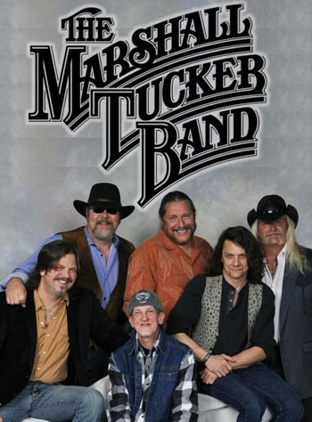 The Marshall Tucker Band is coming to The Pullo Center