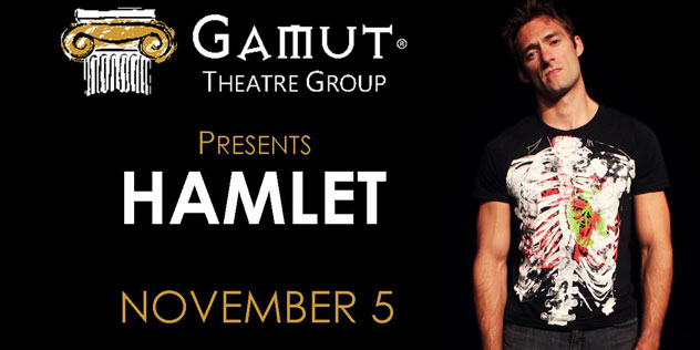 Gamut Theatre Company presents Hamlet