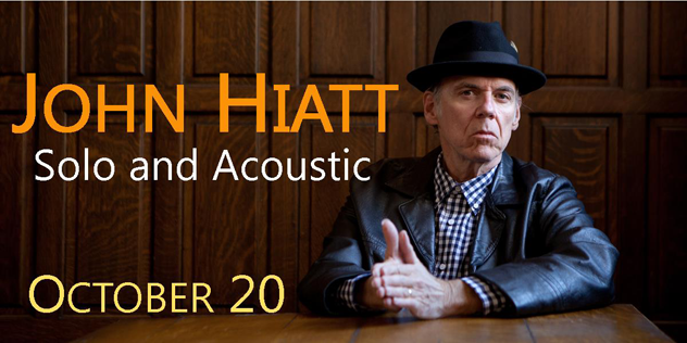 John Hiatt Solo and Acoustic