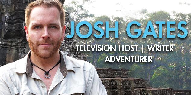 Josh Gates Live!