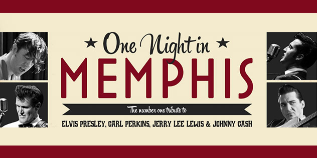 ONE NIGHT IN MEMPHIS - VIRTUAL PROGRAM