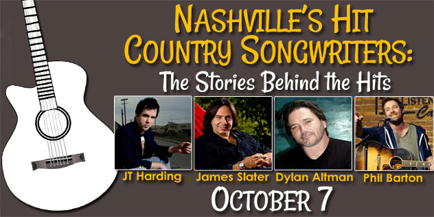 Nashville's Hit Country Songwriters: The Stories Behind the Hits