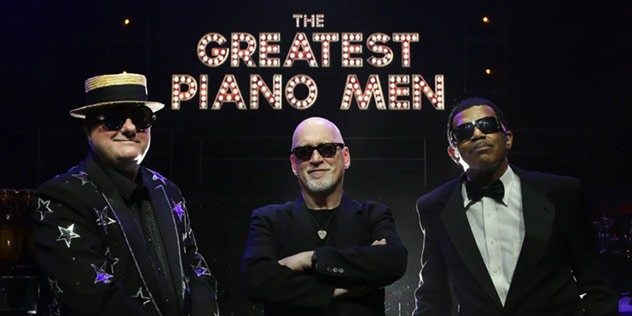 THE GREATEST PIANO MEN - VIRTUAL PROGRAM