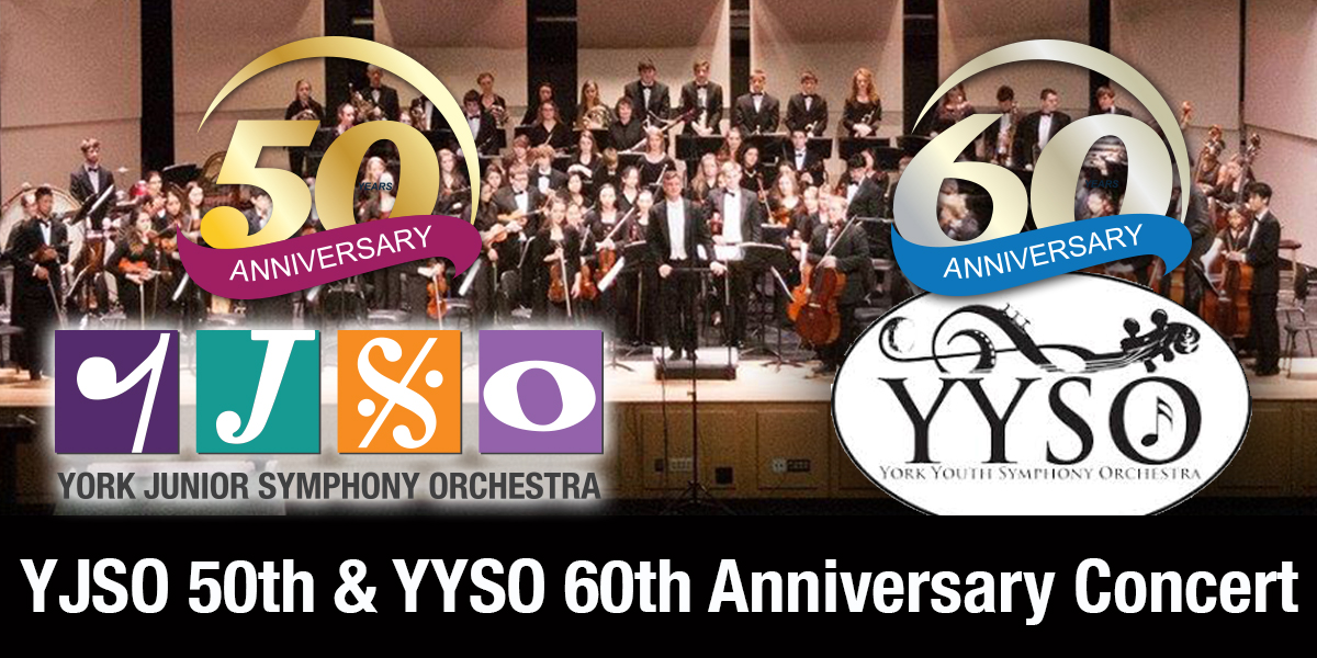 YJSO & YYSO Anniversary Concert
