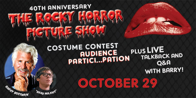 40th Anniversary of The Rocky Horror Picture Show with Barry Bostwick Live