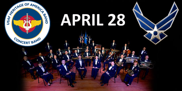 The US Air Force Heritage of America Concert Band