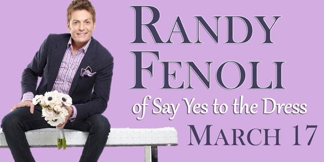 An Evening with Randy Fenoli of Say Yes to the Dress